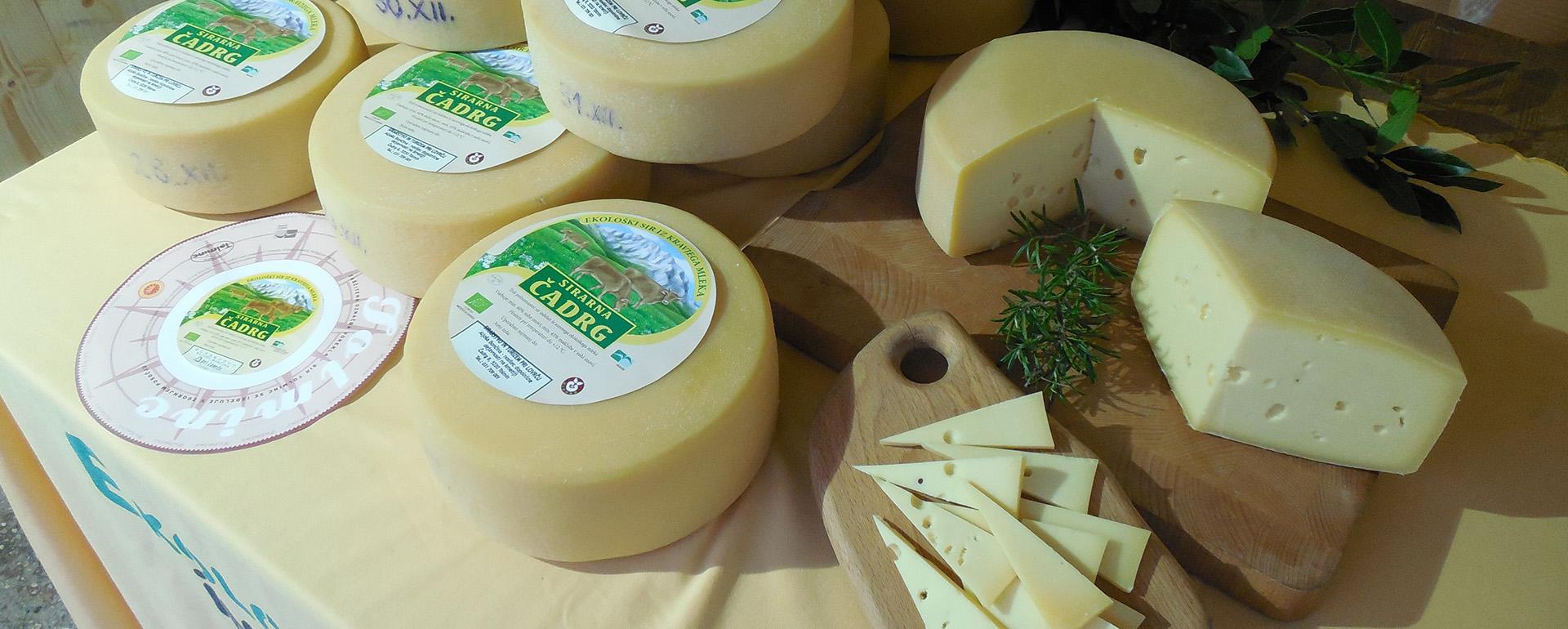 Käse aus Kuhmilch